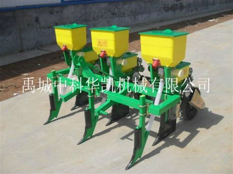 3 Row Corn Planter 3 row corn maize soybean planter 2byf 3 zhongkehuakai