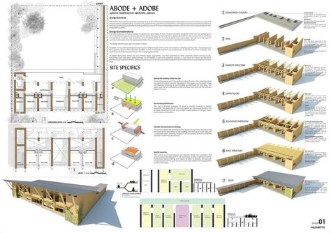 mud house design competition winner a1 e architect