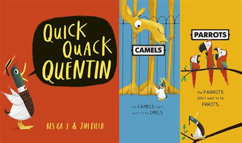 quick quack quentin book reviews keep children of all ages busy over the easter holidays books entertainment