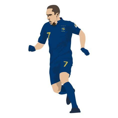football player atsuto uchida to voice character in new pok mon franck ribery cartoon transparent png svg vector