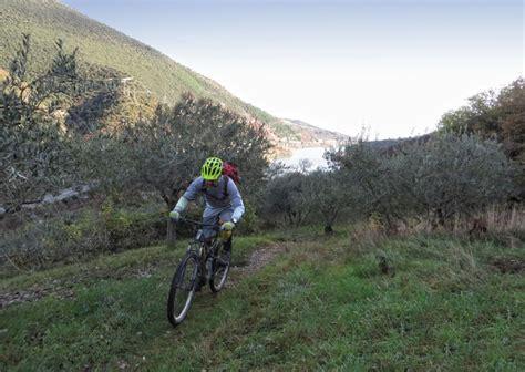 della marca cammino francescano della marca sibillini bike map