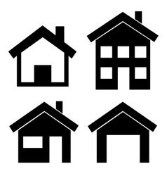 House Flat Design by House Vector Images Over 200 000