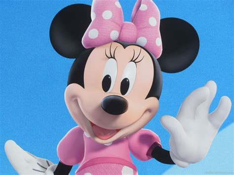 Minnie Mouse by Minnie Mouse Wallpapers Pictures Images