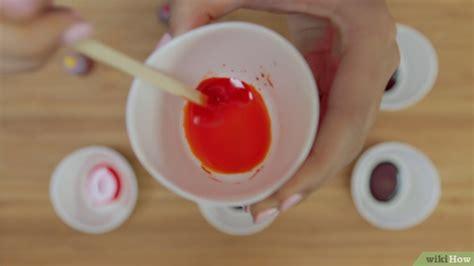 how to make different colors with food coloring verschiedene lebensmittelfarben mischen wikihow