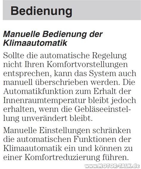 Auto Heizung Wird Nicht Warm by Klima Heizung Wird Nicht Warm Aber Anzeige Quot Normal