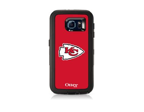 Samsung S6 Kc Otterbox Defender Series Nfl Kansas City Chiefs And