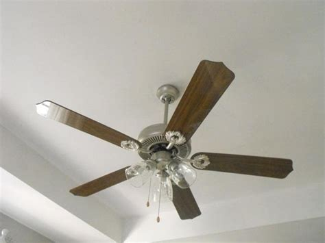 Can You Paint A Ceiling Fan by Susie Harris Painting A Ceiling Fan
