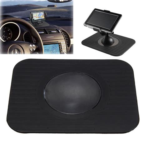 dashboard gps car gps dvd dashboard mount holder anti skid dash mat for
