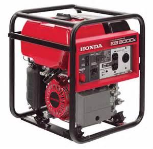 honda eb3000c portable generator 3000 watt industrial