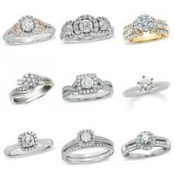 vintage style wedding rings