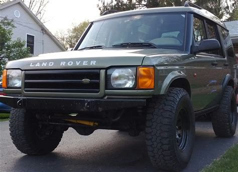 2000 land rover lifted john hershberger 2000 land rover discovery series ii specs