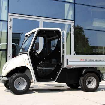 electric utility vehicles alke atx 210e road electric utility vehicle