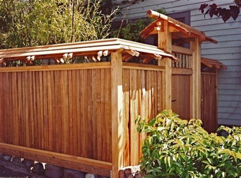 zenfolio bill langer garden woodwork japanese fence and gate montlake