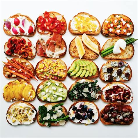 Toaster Recipes 4 Healthy Toast Recipes That Don T Use Avocado Well Good
