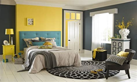 Yellow Color Schemes For Bedrooms by Colour Scheme Ideas For Bedrooms Yellow And Grey Bedroom
