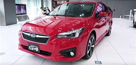 2017 subaru impreza hatchback trunk 2017 subaru impreza hatch sedan and chassis get detailed