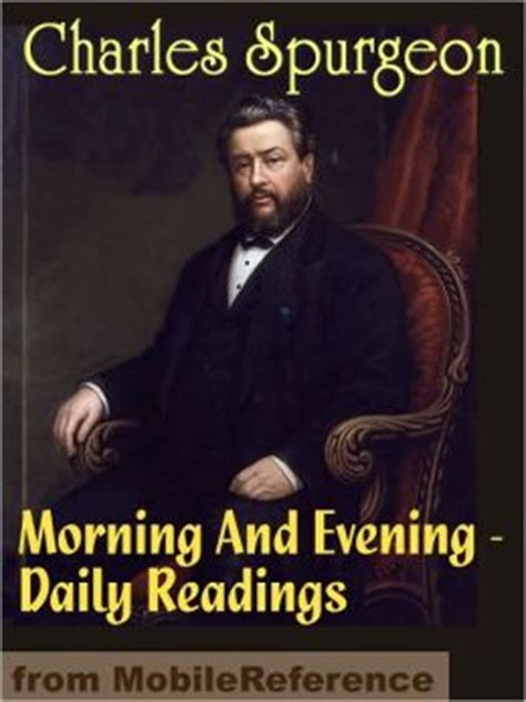 morning and evening books morning and evening daily bible readings by charles h