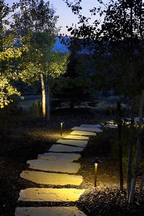 pathway lights pathway and step lighting ideas and pictures