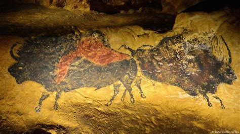 from lascaux to books replica of ancient lascaux cave opens in