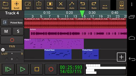 free recording studio app for android audio evolution mobile studio 4 6 2 apk android audio apps