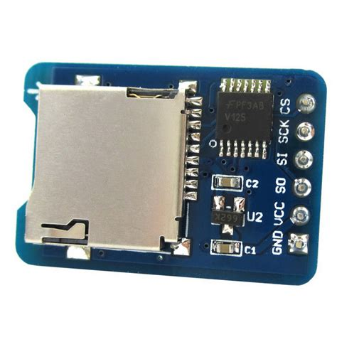 Modul Micro Sd Card Reader And Writer Arduino micro sd card module tf card reader for arduino rpi avr free shipping dealextreme