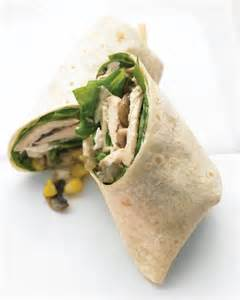 Todays Special Chicken And Goat Cheese Burritos chicken and goat cheese burritos recipe from