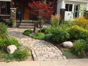 Well Designed Kitchens Ray Johannes Landscape Design Toronto Stone Pathways