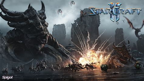 Starcraft 2 games wallpaper hd was added by zakary at december 13