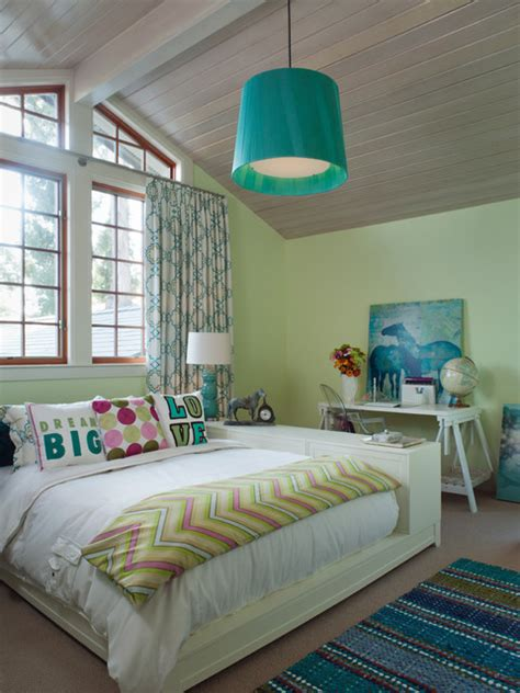 houzz teen bedrooms girl s modern bedroom contemporary kids san