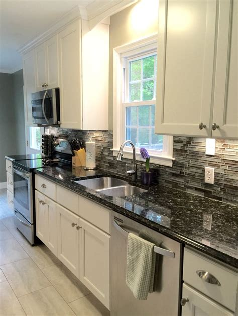 Lowes Backsplashes For Kitchens My Beautiful Galley Style Kitchen Renovation With Allen