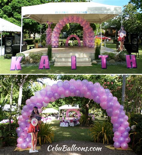 Balon Sablon Pink Souvenir Wedding 1 pink purple cebu balloons and supplies