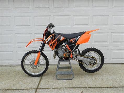 Ktm 105 Sx For Sale 2010 Ktm 105 Sx For Sale On 2040motos