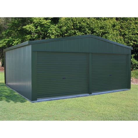 Best Sheds Australia by Absco Sheds 6 0 X 3 02 X 6 0m Colorbond Garage With