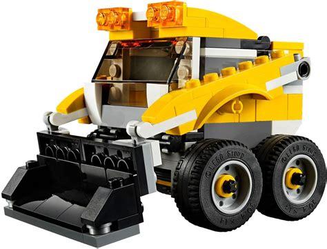 Lego Creator 3 In 1 31046 Fast Car Set Motorcar Truck Forklift Tractor lego creator 31046 fast car altoys toys and more