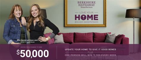 Love Your Home Sweepstakes - love your home sweepstakes enter online sweeps