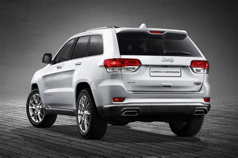 Jeep Europe 2014 Jeep Grand Gets Big Updates In Europe