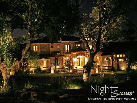 landscape lighting canada low voltage outdoor lighting for curb appeal