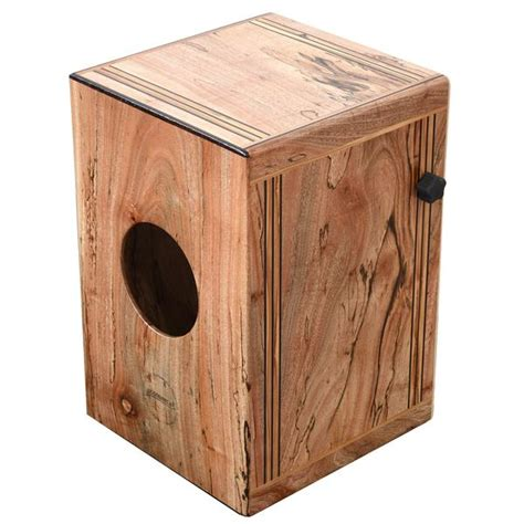 Handmade Cajon - reclaimed wood cajon drum handmade in the u s a woodwaves