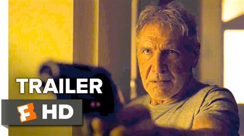 new movie trailers blade runner 2049 by harrison ford and ryan gosling blade runner 2049 official trailer teaser 2017 harrison ford movie youtube