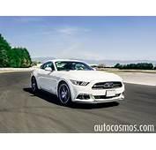 Lo Mejor De 2014  Ford Mustang 2015 A Prueba Noticias