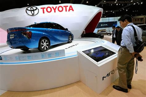 toyota unveils reved manufacturing process wsj