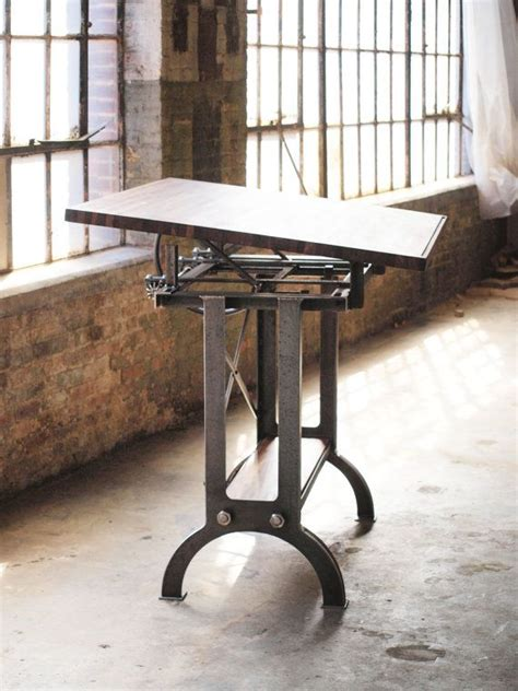 Stand Up Drafting Table Stand Up Industrial Drafting Table Desk