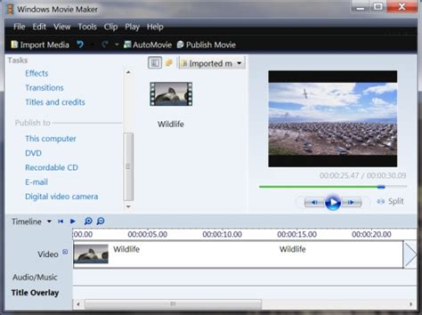download windows movie maker terbaru full version download windows movie maker free 6 0 and 2 6