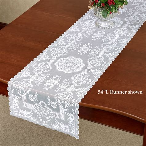 Patio Table Clearance Downton Abbey Grantham Lace Table Runner