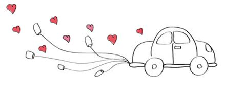 Just Married Auto Comic by Book Meath Wedding Photographer Daithi