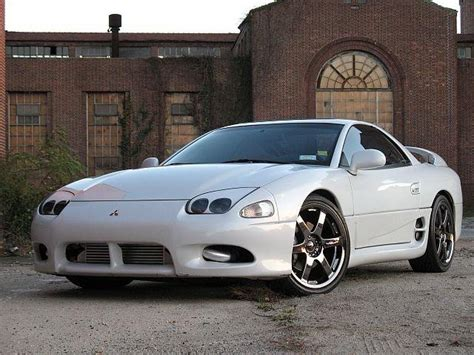 3000 Gt Vr4 Specs by Mitsubishi 3000 Gt Vr4 Facelift Laptimes Specs