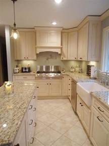 White Tile Kitchen Floor Designer S Notes When Designing A Small Kitchen Use Bigger Tiles For The Floor And Turn Them On