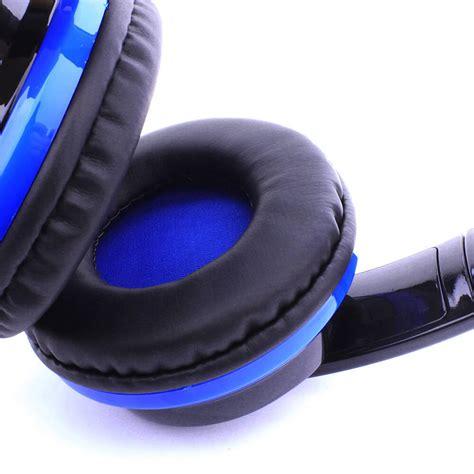 Ovleng Headset Mx666 Blue Wireless ovleng mx666 wireless stereo bluetooth headphone