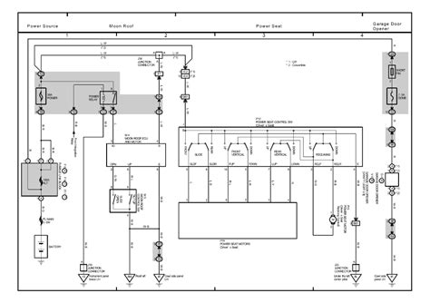 garage door eye wiring diagram wiring diagram with