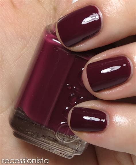most popular shellac manicures best 25 plum nails ideas on pinterest plum nail polish